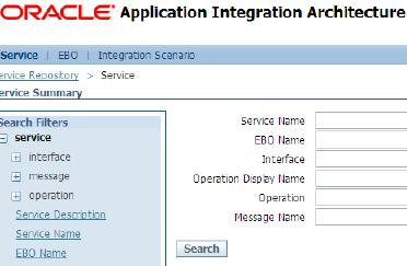 Oracle AIA