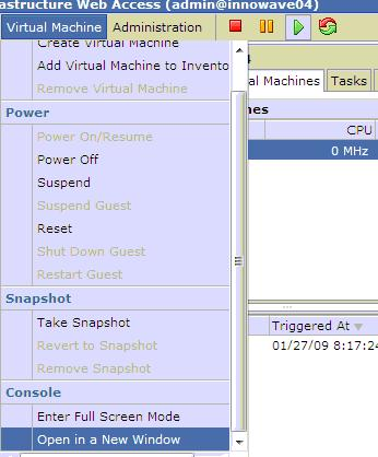 Install Oracle Enterprise Linux 5 2 on VMware server 2 0