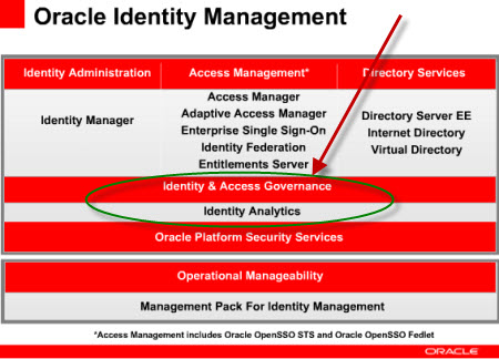 Oracle Identity Analytics ( #OIA ) : earlier Sun Role Manager