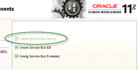 oracle service bus 11g osb installation overview for single node deployment oracle