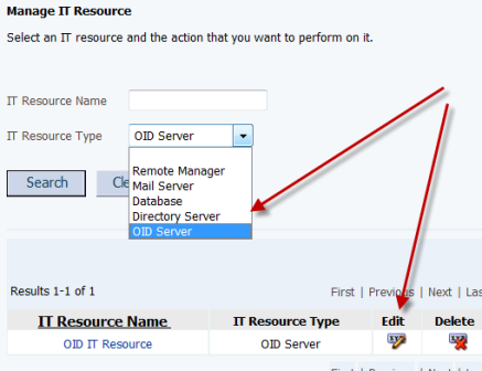 Integrate OIM 11g with OID using connector for Provisioning