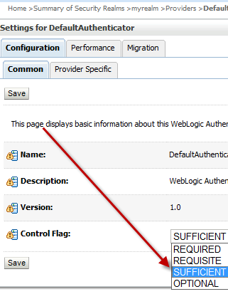 Unable to login to OBIEE /Analytics after OID integration