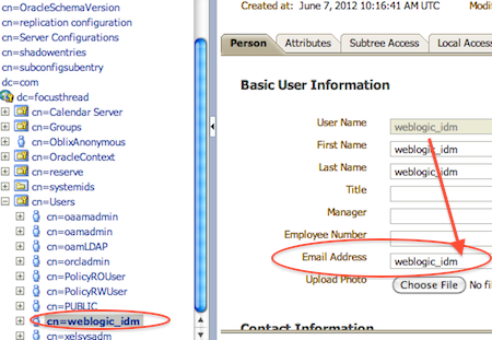 Users not synced from OID to OIM : Debug Scheduled Job - Oracle
