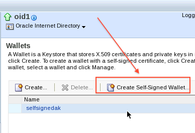 Configure SSL for Oracle Internet Directory (OID) - Oracle