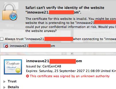 SSL in WebLogic (CA, KeyStore, Identity & Trust Store