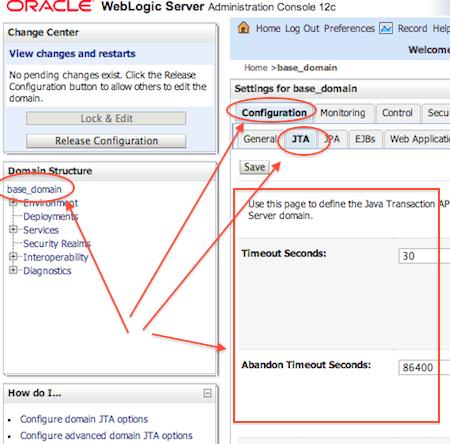 1Z0-133 Configure WebLogic Server Transactions (JTA