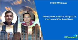 Apps DBA Webinar