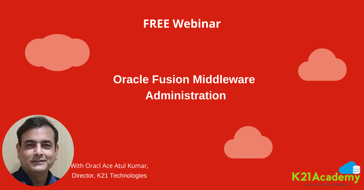 Get Proactive | Oracle Fusion Middleware Support Blog