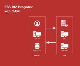 Oracle EBS (R12) – OAM Integration for SSO