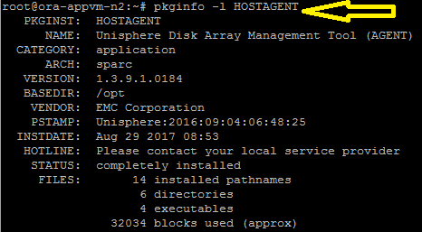 Few Steps to use EMC - SAN (LUNs) in Oracle Solaris - Part 01